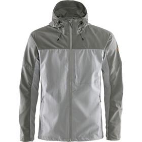 Fjällräven Abisko Midsummer Jacket Men shark grey/super grey